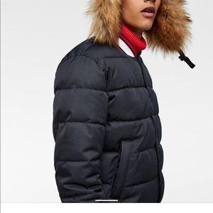 Zara Quilted Jacket